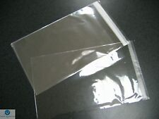 Cello Wrap for Standard DVD Case 14mm With Flap and Adhesive Strip HQ 200