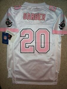 ($55) Tampa Bay Buccaneers Bucs RONDE BARBER nfl Jersey Youth *GIRLS* s-sm-small