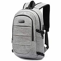 Laptop Backpack Business Anti Theft Travel Backpack with USB Charging Port