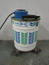 vintage powrvac wet dry shop vac vacuum