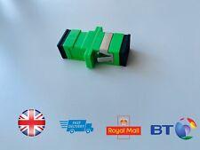 BeMatik Fiber Optic Cable LC//APC auf SC//APC-Simplex Singlemode G657A2 9//125 von 2 m OS2