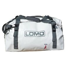 Lomo 30L Drybag Holdall White. Dry Bag Duffel
