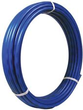 PEX Pipe Blue 1/2 in. x 100 ft. Water Supply Tubing Durable Underground Use