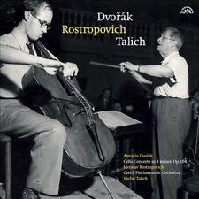 Dvorak Rostropovich Talich, New Music