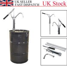 Hot Lever Barrel Pump Hand Action Oil Fluid Diesel Water Transfer 55 Gallon Drum