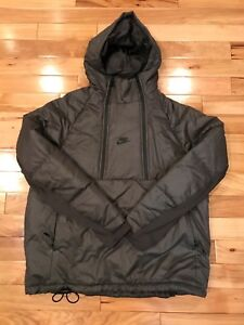 Nike Sportswear Tech Pack Synthetic Fill Jacket 928885 001 Men's LARGE ($250)