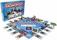 Hasbro Gaming Monopoly: Fortnite Edition Board Game 2-7 players /  NIB & Sealed