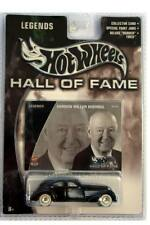 2003 Hot Wheels HALL OF FAME Legends Gordon Miller Buehrig '36 Cord