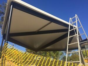 50mm Insulated Roofing Panel Australian Made NOW with 15yr Manufacturer Warranty