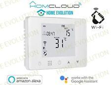 Termostato Homcloud XH-CTW Domotica Cronotermostato digitale parete box 503 wifi