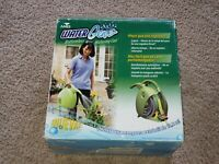 Water Genie by Ames Hose Retractable Bottomless Watering Can Hose Reel