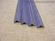 Mild Steel Angle 25mm x 25mm x 3 mm -1000mm lg -Pk of 4 - Angle Iron