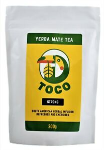 Toco Yerba Mate Tea - 7 types - Produced in South America. Packed in AU.