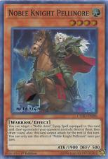 Yu-Gi-Oh!- 3x Noble Knight Pellinore - CYHO-EN090  - Super Rare - 1st Ed. - NM/M