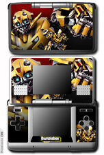 Transformers Bumblebee SKIN STICKER NINTENDO DS NDS #1