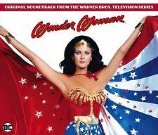 WONDER WOMAN TV Series CHARLES FOX La-La Land 3-CD Box Set SOUNDTRACK Score NEW!