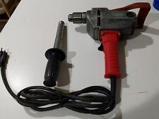 "Milwaukee 1610-1 7 Amp 1/2"" Compact Drill 650 RPM"