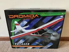 Dromida Voyager Electric Powered EP Ready to Fly RTF Remote Control RC Airplane