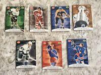1999 Upper Deck Post Cereal Wayne Gretzky full set of 7