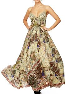 Camilla Echoes Of Enchantment Tie Front Dress RRP $649