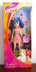 """Mattel DHL66 Mia and Me - Puppe """" Lasita """" - Modepuppe"""