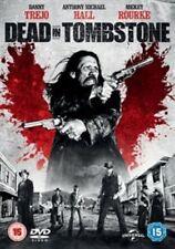 Dead in Tombstone 5050582953640 With Danny Trejo DVD Region 2