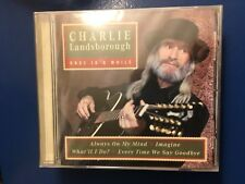 CHARLIE. LANDSBOROUGH.         ONCE. IN. A. WHILE.         ROSETTE. RECORDS.