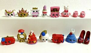 Shopkins Fashion Spree Season 3 Ballet & Best Dressed Collection 16 Exclusives