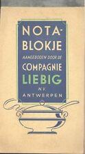 Liebig - Notepad