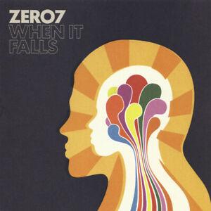 ZERO 7 WHEN IT FALLS NEW SEALED 180G VINYL 2LP REISSUE IN STOCK