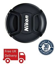 Nikon 82mm LC-82 Snap-on Lens Cap 4132 (UK)