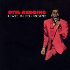 *NEW* CD Album Otis Redding - Live in Europe (Mini LP Style Card Case)