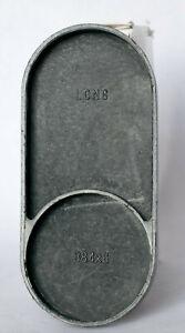 "Genuine Mamiya TLR ""long"" rear lens cap to fit 135mm/180mm/250mm lenses."