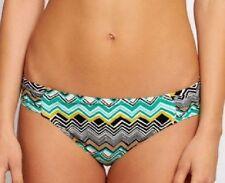 La Blanca Bikini Sz 14 Emerald Green Multicolor Swimwear Swim Bikini Bottom
