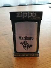 Zippo Marlboro - briquet en bon état