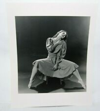 Canada Margie Gillis Dance Show Dancer photo by Jack Udashkin