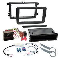 VW Passat B6 05-10 1-Din Car Radio Installation Set Adapter Cable FACEPLATE