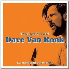 Dave Van Ronk - Folk Blues Of [New CD] UK - Import