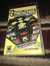 Midway Arcade Treasures: Extended Play (Sony PSP, 2005)CIB