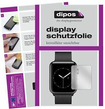 6x Apple Watch Series 3 38mm Film de protection d'écran protecteur clair dipos