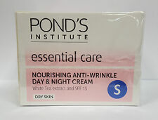 PONDS ESSENTIAL CARE NOURISHING ANTI-WRINKLE DAY & NIGHT CREAM S - 50ML