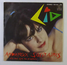 """7"""" Single - Lio - Amoureux Solitaires - S705 - washed & cleaned"""