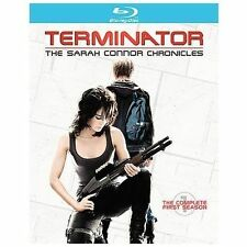 New Terminator - Sarah Connor Chronicles: The Complete First Season Blu-ray