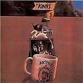 The Kinks - Arthur (Or the Decline and Fall of the British Empire) Remastered CD