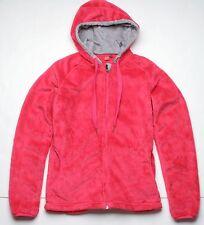 Roxy Maple Fleece Fullzip Hoody (M) Pink