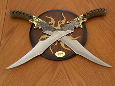 Elf Dual Sword Set daggers knives swords dagger