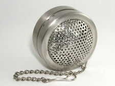 Stainless steel STAR pattern tea infuser, Dia. 4 cm