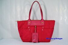 Marc by Marc Jacobs Preppy Nylon East West EW Tote (Fuchsia Pink)
