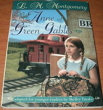 ANNE OF GREEN GABLES by L.M. MONTGOMERY adpt S. TANAKA