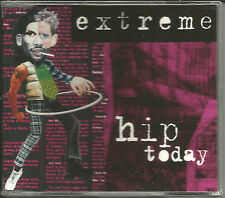 EXTREME Hip Today w/ 2 EDITS & LIVE Trk & KISS remake Cover Trk CD Single SEALED